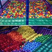 Организирани топки по нивната боја