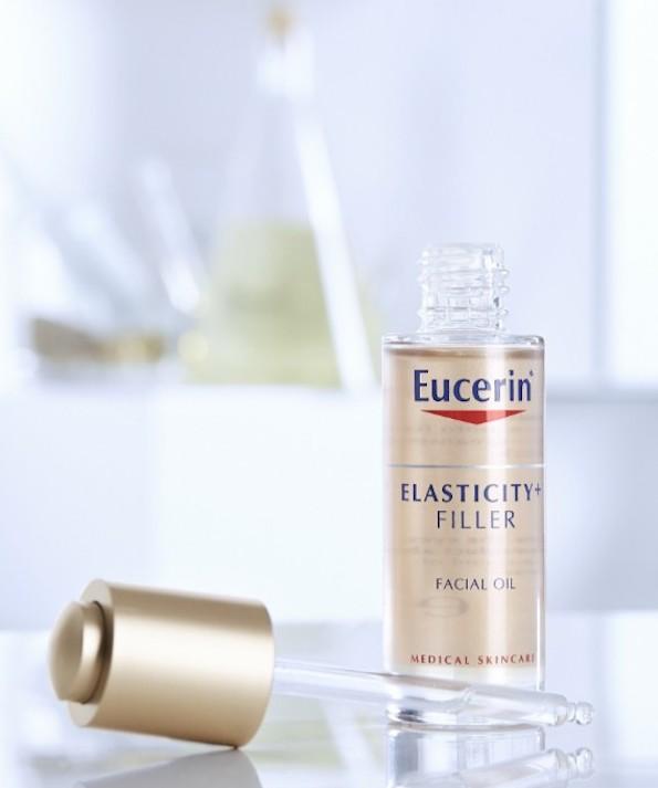 Еucerin Elasticity+Filler за кадифено мека кожа и по педесеттата година од животот