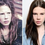 Џулија Цимер – Благодарение на комбинацијата од нежни и остри црти на лицето, таа е еден од омилените модели на Вивиен Вествуд и Прада