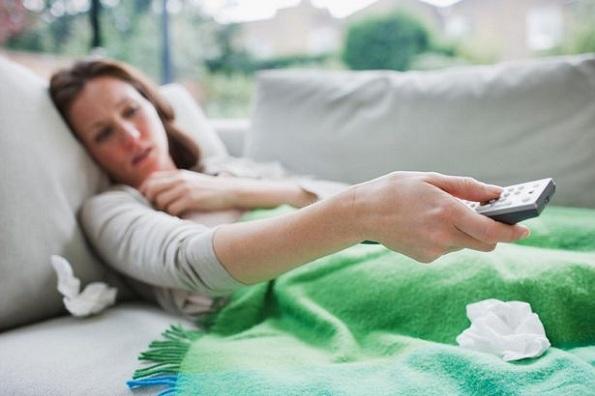 12 работи кои треба да ги правите кога имате настинка