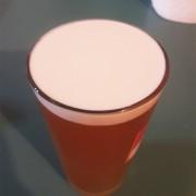 Одлична пена на пивото