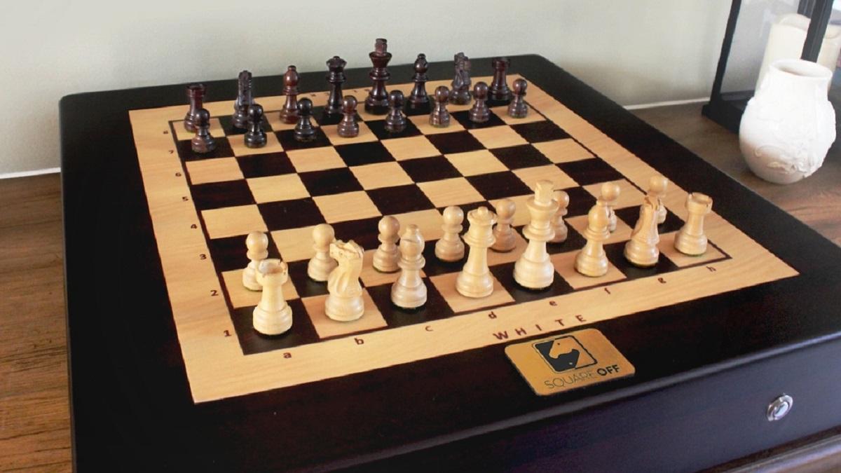 Паметна шаховска табла: Одлична вест за љубителите на оваа игра