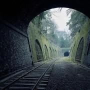 160 години стара железница во Париз, Франција