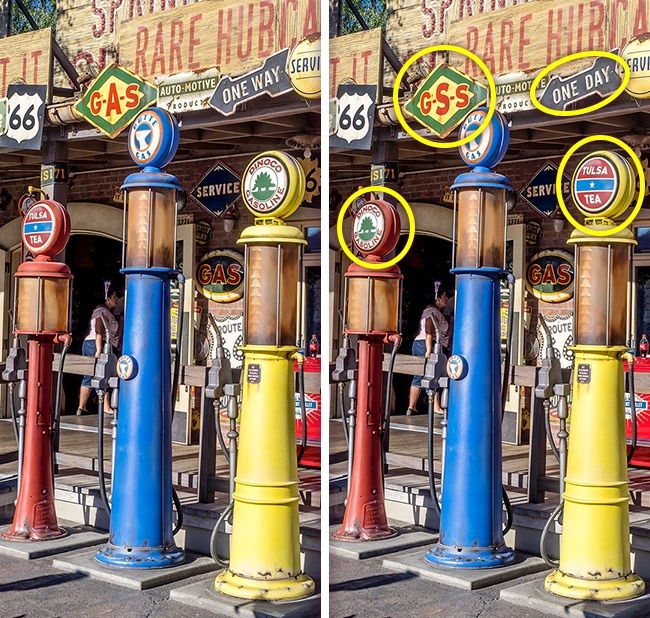 (10) Само гении можат да ги најдат разликите во овие фотографии
