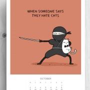 Кога некој ќе каже дека мрази мачки