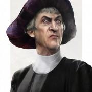"""Судијата Клод Фроло од """"Ѕвонарот на Богородичната црква"""""""