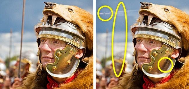(14) Само гении можат да ги најдат разликите во овие фотографии