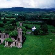 Заборавен дворец, Ирска