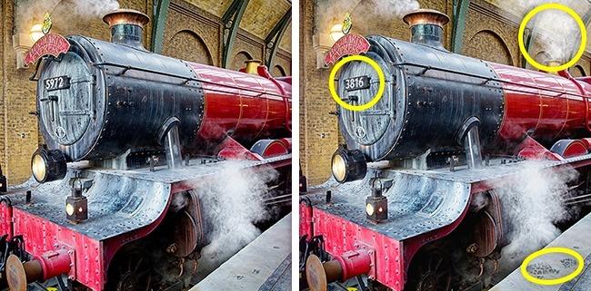 (16) Само гении можат да ги најдат разликите во овие фотографии