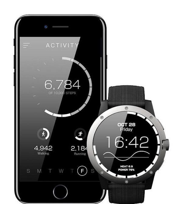 Часовник на иднината: Добива енергија од топлината на вашето тело и никогаш не морате да го полните