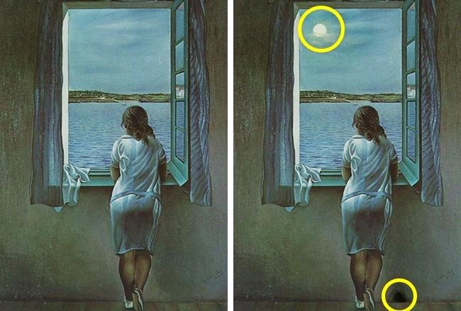 (2) Само гении можат да ги најдат разликите во овие фотографии