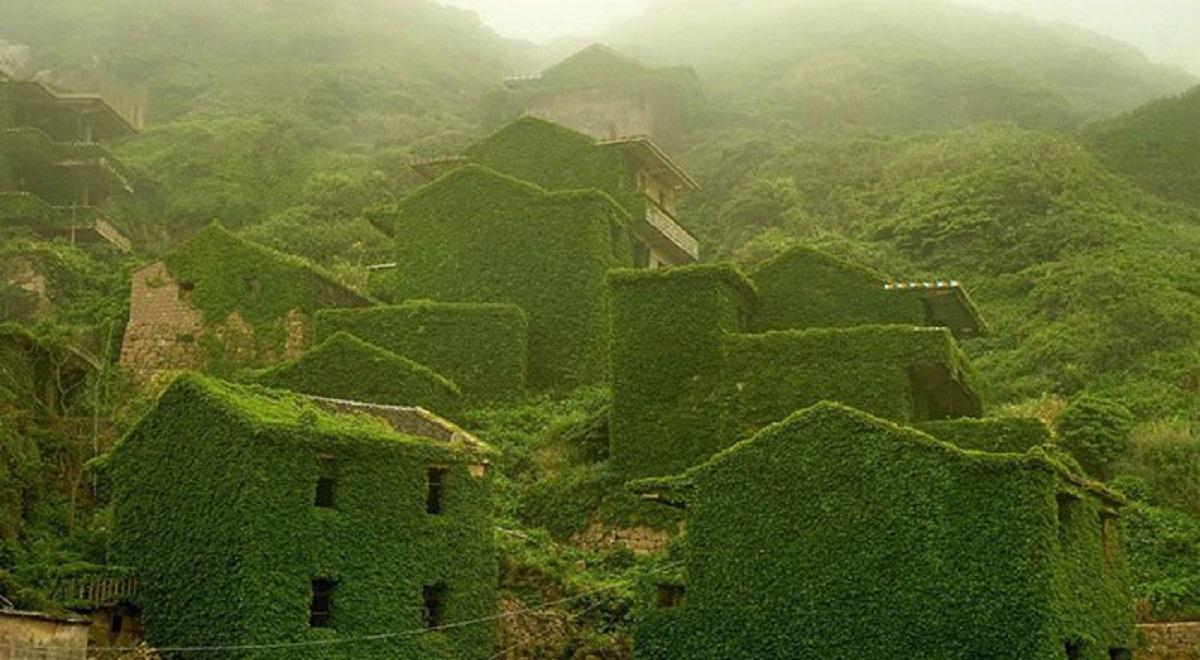 Неверојатни фотографии што покажуваат како природата може да ја победи цивилизацијата