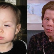 Бебе кое личи на Линда Хант