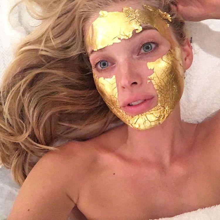 (3) 24-каратни златни маски за лице, достојни за најубавите ангели!