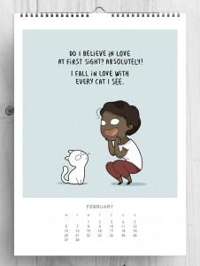 Дали верувам во љубов на прв поглед? Апсолутно! Се заљубувам во секоја мачка што ќе ја видам