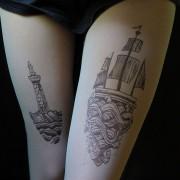 Светилник и брод