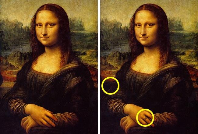 (4) Само гении можат да ги најдат разликите во овие фотографии