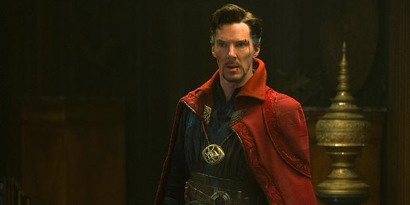 (6) Филм: Доктор Стрејнџ (Doctor Strange)