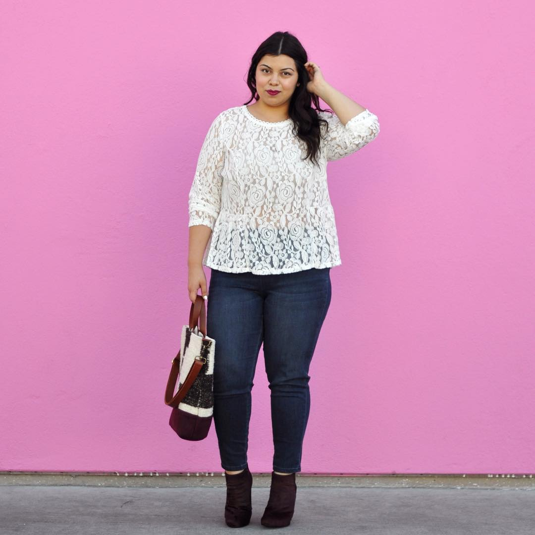 (6) Како да одберете соодветни тесни фармерки ако сте девојка со облини?