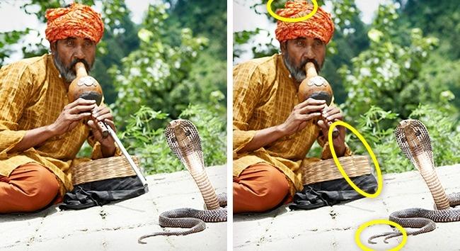(6) Само гении можат да ги најдат разликите во овие фотографии