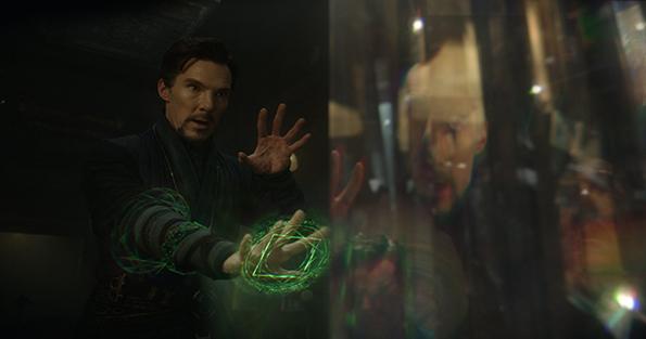 (7) Филм: Доктор Стрејнџ (Doctor Strange)