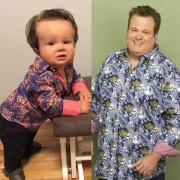 Бебето личи на Ерик Стоунстрит
