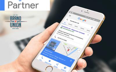 Маркетинг агенцијата Brand Union стана Google Partner