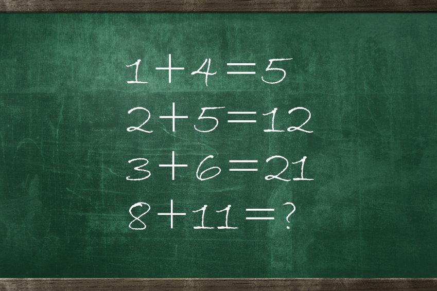 Само 1 човек на секои 1.000 може да ја реши оваа математичка задача