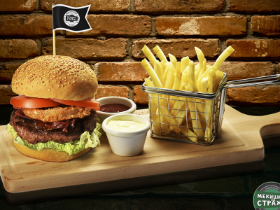 Мекиците од Стража лансираат Blues Burger King!