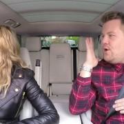 """Караоке во автомобил со Џејмс Кордон и Мадона: Познатата пеачка """"тверка"""" и ги пее нејзините хитови"""