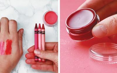 Направете си сами сјај за испукани усни и блеснете за време на божиќните празници