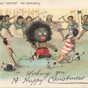 Канибалите ви посакуваат среќен Божиќ!