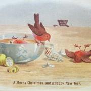 Честит Божиќ и среќна Нова година