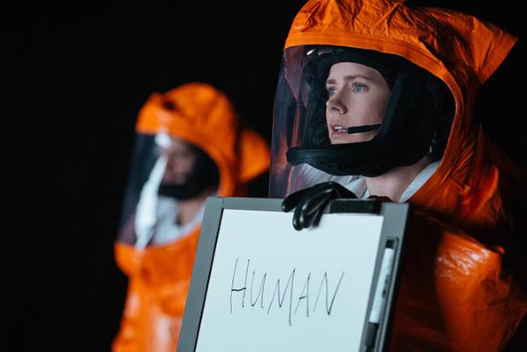 (3) Филм: Пристигнување (Arrival)