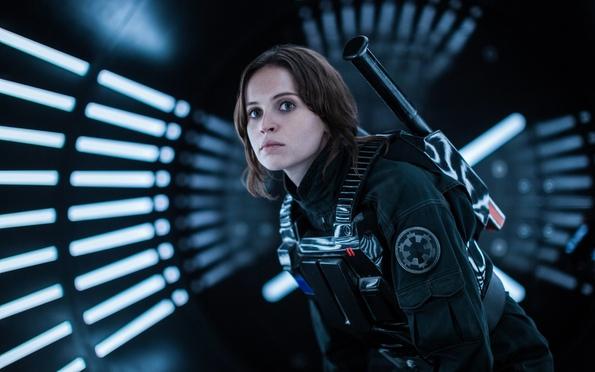 (3) Филм: Роуг 1: Приказна од Војна на Ѕвездите (Rogue One: A Star Wars Story)