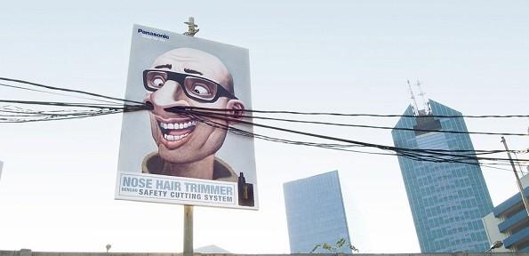 15 креативни билборд реклами ширум светот
