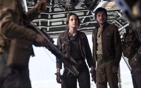 (7) Филм: Роуг 1: Приказна од Војна на Ѕвездите (Rogue One: A Star Wars Story)