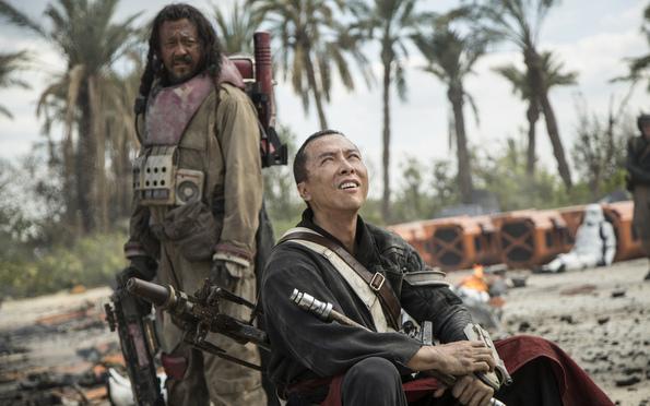 (8) Филм: Роуг 1: Приказна од Војна на Ѕвездите (Rogue One: A Star Wars Story)