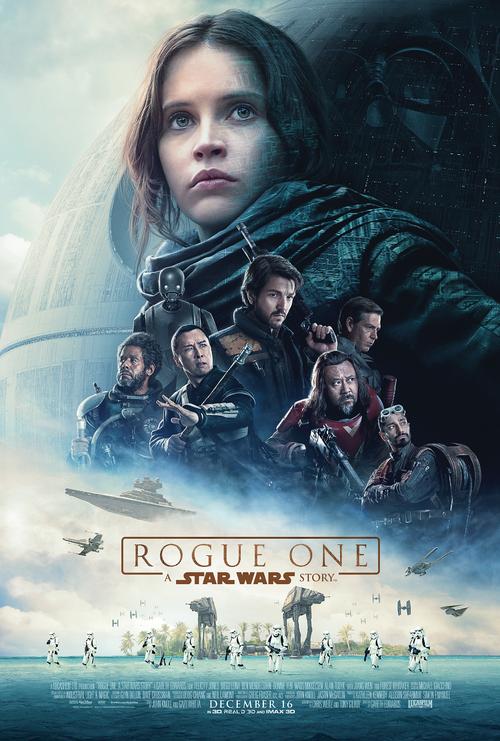 Филм: Роуг 1: Приказна од Војна на Ѕвездите (Rogue One: A Star Wars Story)