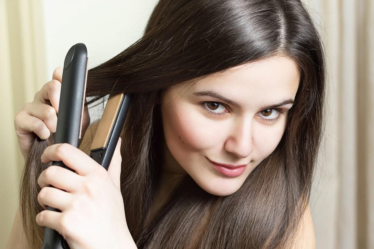 9 паметни начини да ја користите вашата пегла за коса
