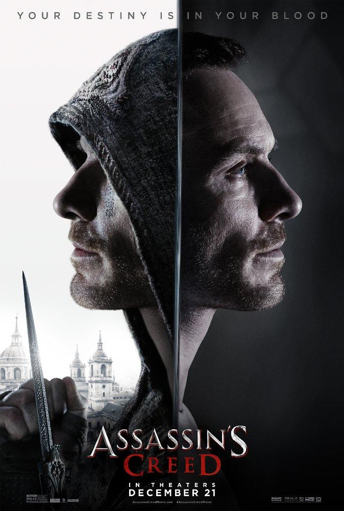 (1) Филм: Асасинс крид (Assassin's Creed)