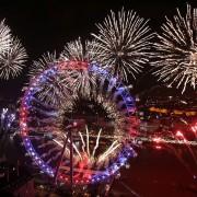 Милениумското тркало во Лондон