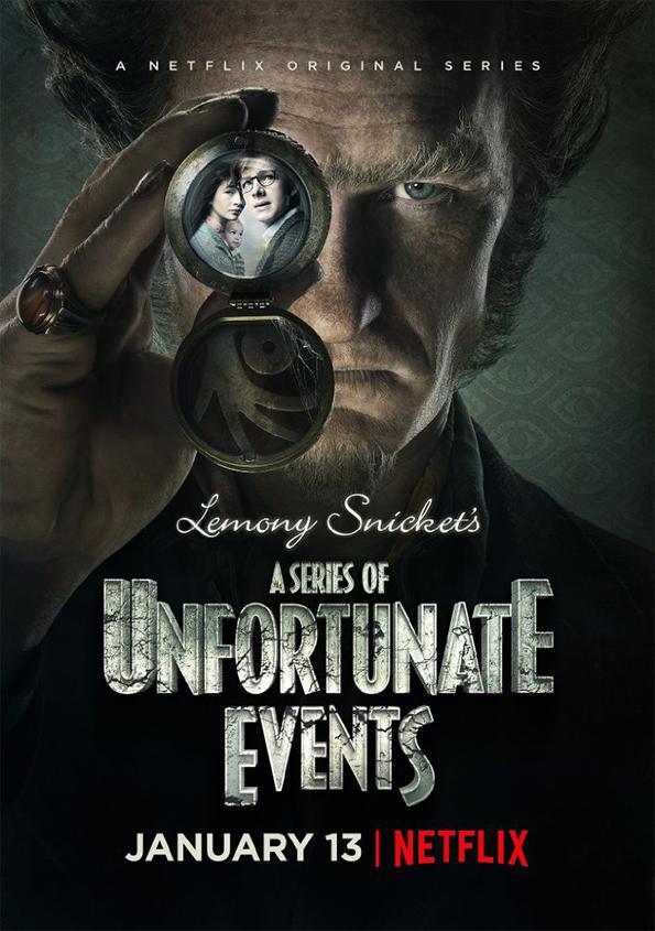 (1) ТВ серија: Низа несреќни настани (A Series of Unfortunate Events)