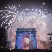 Триумфалната капија во Париз