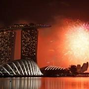 Марина Беј во Сингапур