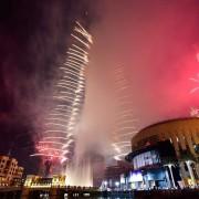 Бурџ Халифа, највисоката зграда во светот која се наоѓа во Дубаи, Арапски Емирати