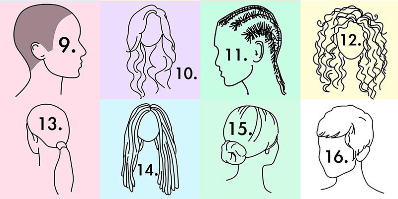 (2) Плетенка, пунџа или коњско опавче: Што зборува за вас вашата секојдневна фризура?