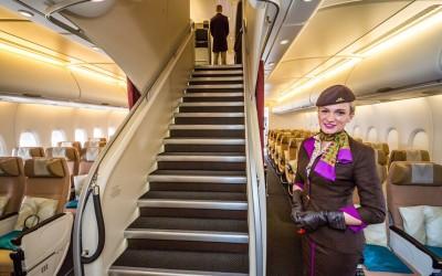 Како изгледа патувањето со најлуксузниот авион во светот?