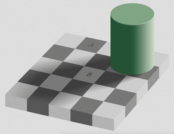 16 неверојатни оптички илузии кои ќе го измамат вашиот ум