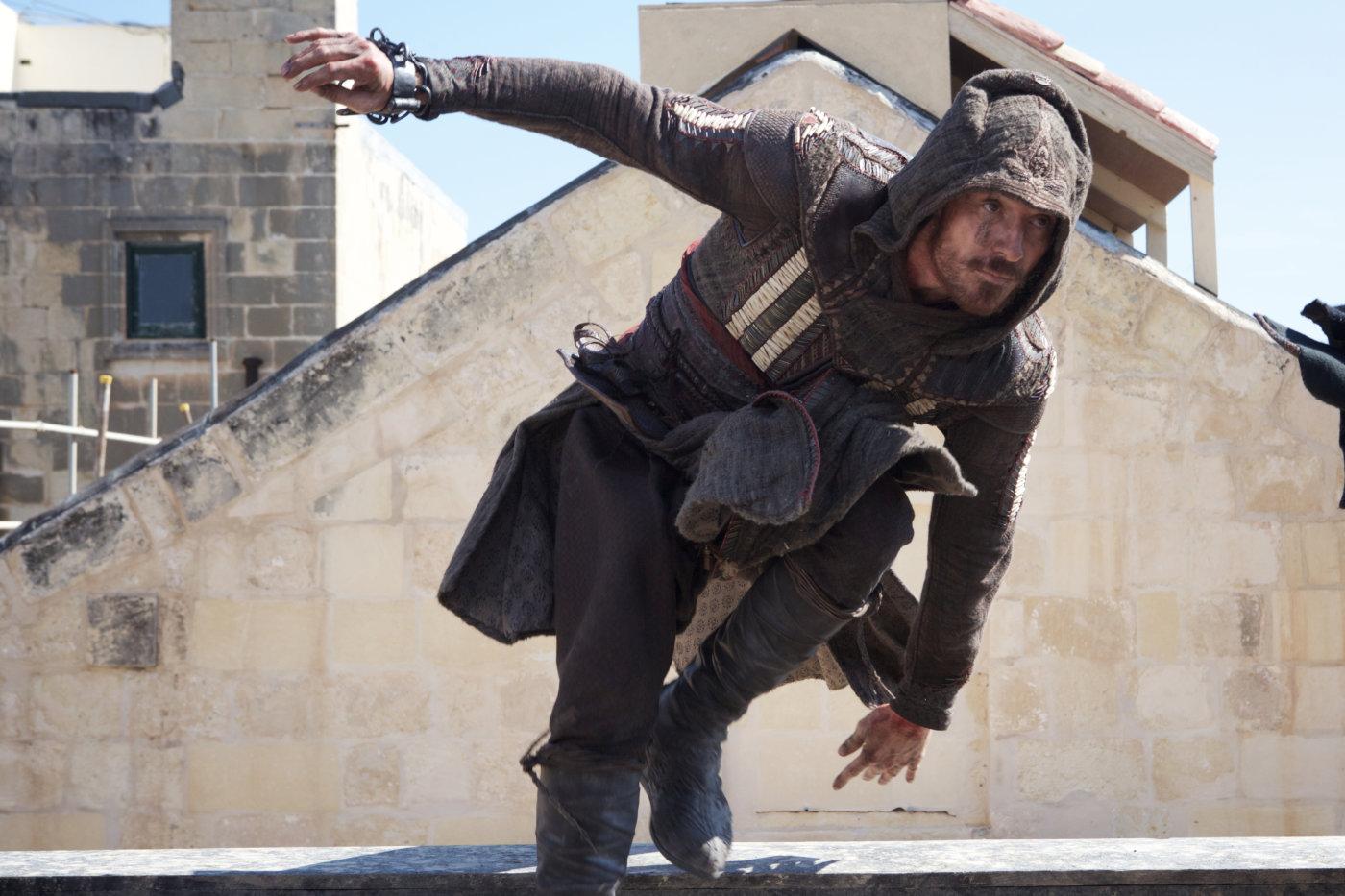 (4) Филм: Асасинс крид (Assassin's Creed)